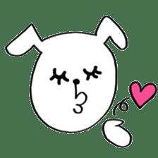 Mira and Akita-ben sticker #4676160