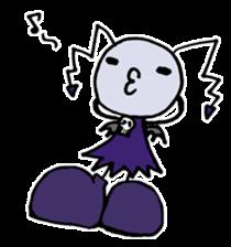 Tiny angel & tiny devil sticker #4685331