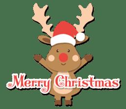Everybody's christmas & santa claus. sticker #4686729