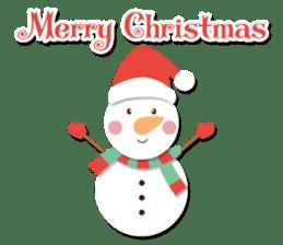 Everybody's christmas & santa claus. sticker #4686730