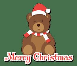 Everybody's christmas & santa claus. sticker #4686731