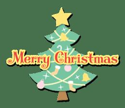 Everybody's christmas & santa claus. sticker #4686732