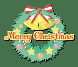 Everybody's christmas & santa claus. sticker #4686733