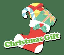 Everybody's christmas & santa claus. sticker #4686734