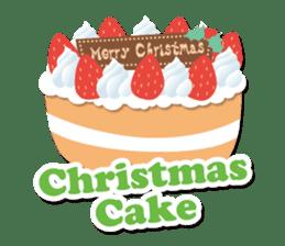 Everybody's christmas & santa claus. sticker #4686735