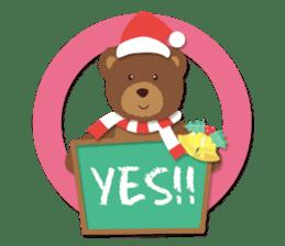 Everybody's christmas & santa claus. sticker #4686737
