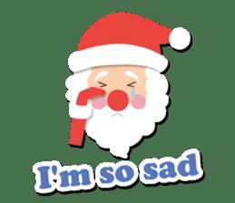 Everybody's christmas & santa claus. sticker #4686742