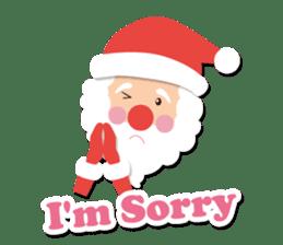 Everybody's christmas & santa claus. sticker #4686749