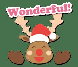 Everybody's christmas & santa claus. sticker #4686752