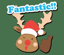 Everybody's christmas & santa claus. sticker #4686753