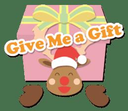 Everybody's christmas & santa claus. sticker #4686765