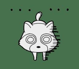 Petanko Tanuki sticker #4694989