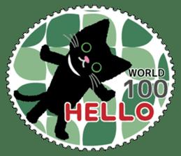 Stamp Sticker(CAT) sticker #4695768
