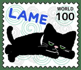 Stamp Sticker(CAT) sticker #4695769