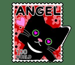 Stamp Sticker(CAT) sticker #4695770