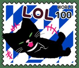 Stamp Sticker(CAT) sticker #4695771