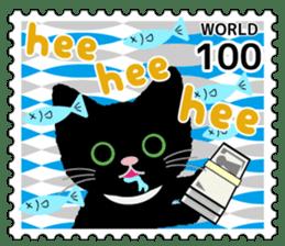 Stamp Sticker(CAT) sticker #4695773