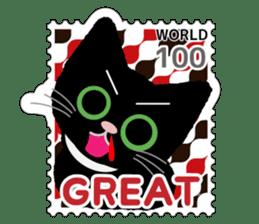 Stamp Sticker(CAT) sticker #4695775