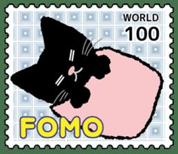 Stamp Sticker(CAT) sticker #4695777