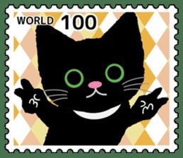 Stamp Sticker(CAT) sticker #4695778