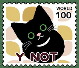 Stamp Sticker(CAT) sticker #4695779