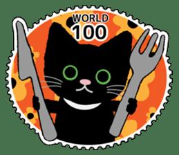 Stamp Sticker(CAT) sticker #4695781