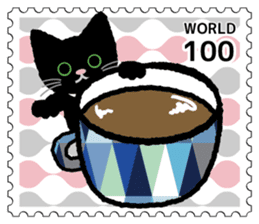Stamp Sticker(CAT) sticker #4695782