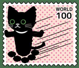 Stamp Sticker(CAT) sticker #4695784