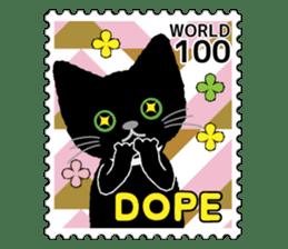Stamp Sticker(CAT) sticker #4695785