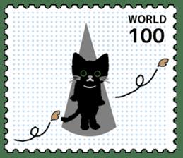 Stamp Sticker(CAT) sticker #4695787