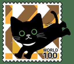 Stamp Sticker(CAT) sticker #4695788