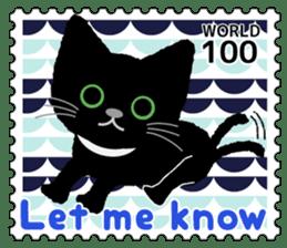 Stamp Sticker(CAT) sticker #4695789