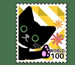 Stamp Sticker(CAT) sticker #4695791
