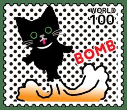 Stamp Sticker(CAT) sticker #4695792