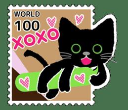 Stamp Sticker(CAT) sticker #4695794