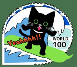 Stamp Sticker(CAT) sticker #4695795