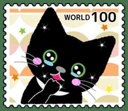 Stamp Sticker(CAT) sticker #4695796
