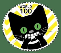 Stamp Sticker(CAT) sticker #4695797