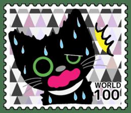 Stamp Sticker(CAT) sticker #4695799