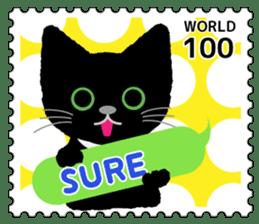 Stamp Sticker(CAT) sticker #4695800