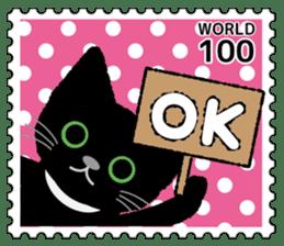 Stamp Sticker(CAT) sticker #4695801