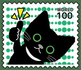 Stamp Sticker(CAT) sticker #4695802