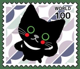 Stamp Sticker(CAT) sticker #4695803