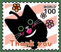 Stamp Sticker(CAT) sticker #4695804