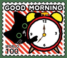 Stamp Sticker(CAT) sticker #4695806