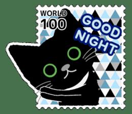 Stamp Sticker(CAT) sticker #4695807