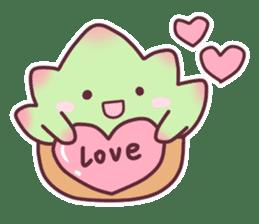 succulent plant party(International) sticker #4702192