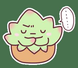 succulent plant party(International) sticker #4702195