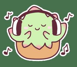 succulent plant party(International) sticker #4702199