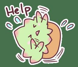 succulent plant party(International) sticker #4702202